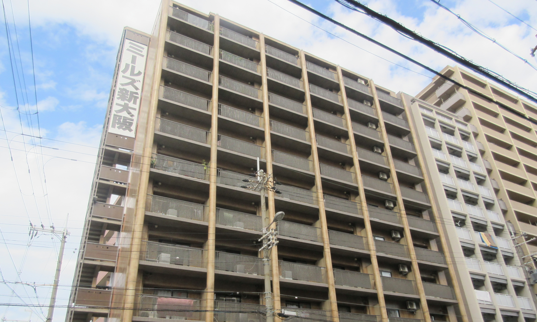 ミールズ新大阪 家具付き賃貸 食事付き賃貸 単身赴任の部屋探し|単身赴任本舗