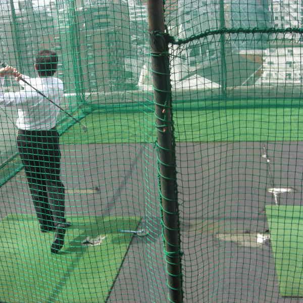 屋上ゴルフ練習場-2