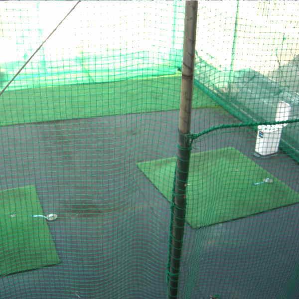 屋上ゴルフ練習場